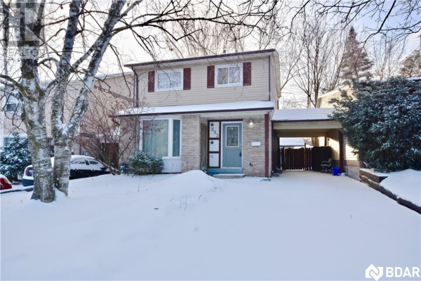 253 CUNDLES Road W, Barrie