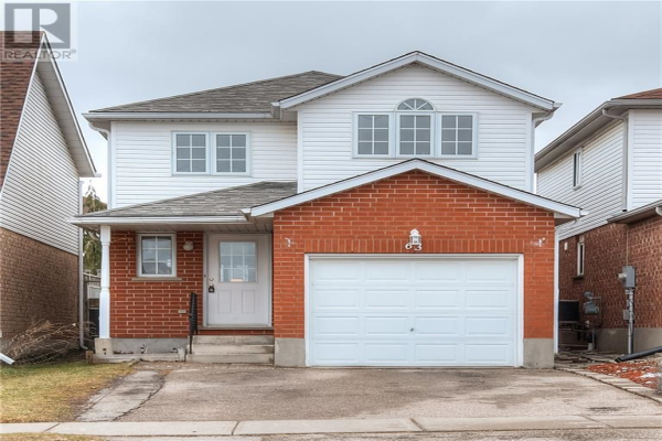 63 ACTIVA Avenue, Kitchener
