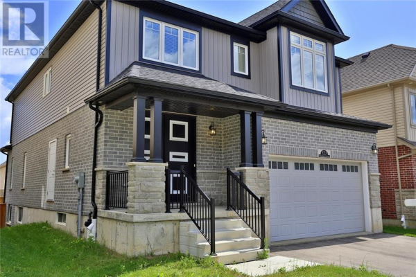 323 MOORLANDS Crescent, Kitchener