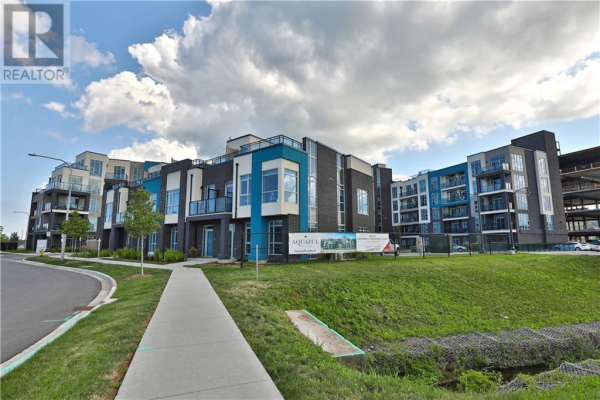107 -  10 CONCORD Place, Grimsby