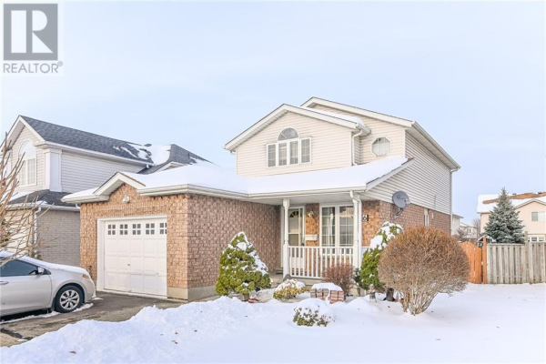 6 Abbeywood Crescent, Guelph