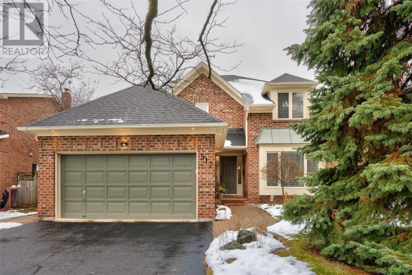 517 Pleasant View Court, Oakville