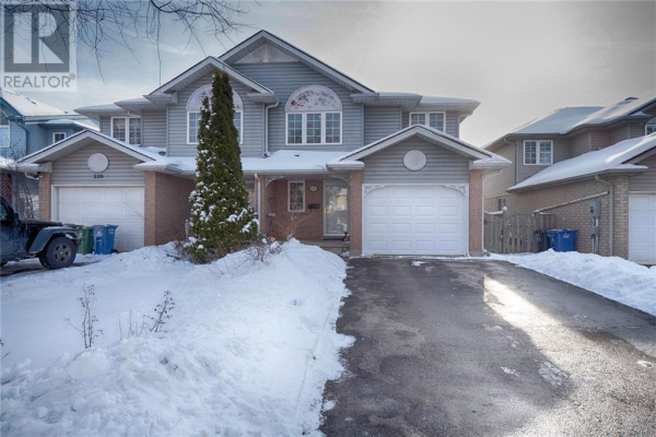 222 SILURIAN Drive, Guelph