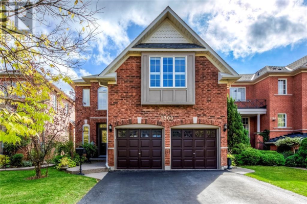 2200 Chickadee Crescent, Oakville