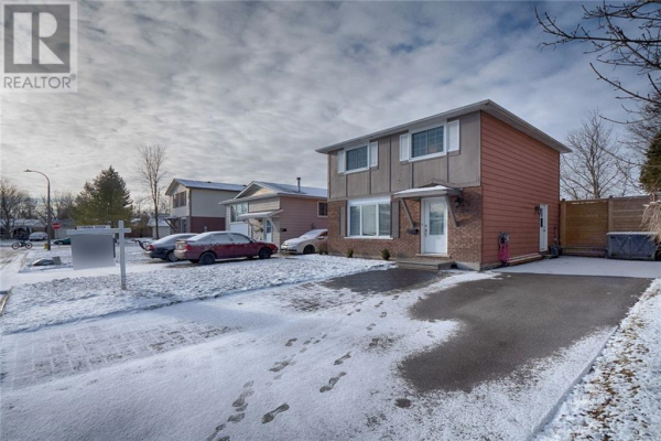 96 HARCOURT Crescent, Kitchener