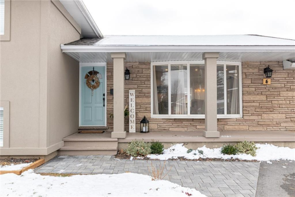 4 Monarch Park Drive, St. Catharines
