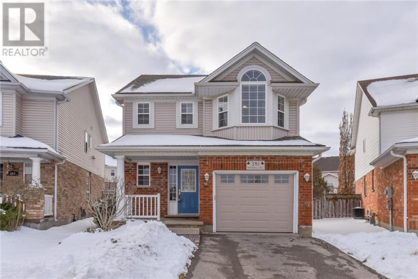 381 HAVENDALE Crescent, Waterloo