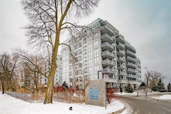 208 -  3500 Lakeshore Road W, Oakville