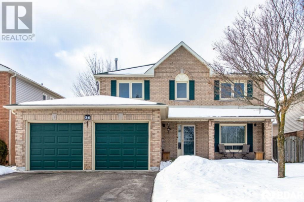 36 MCDOUGALL Drive, Barrie