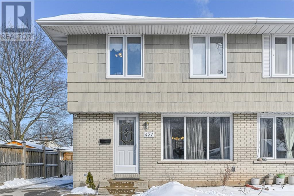 471 STRASBURG Road, Kitchener