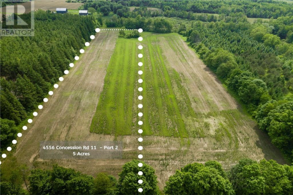 4562 Concession Road 11-Lot 2 ., Puslinch