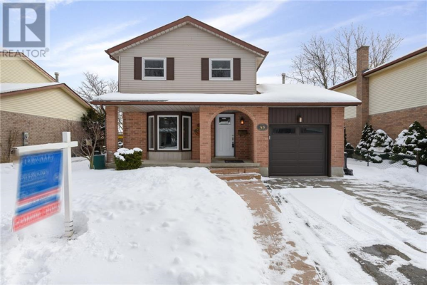 45 RUSHBROOK Drive, Kitchener