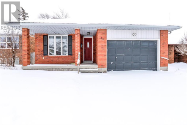 79 CHIEFTAIN Crescent, Barrie