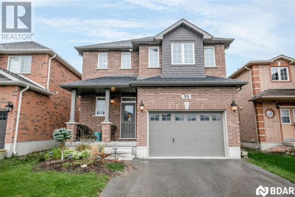 35 BOOTH Lane, Barrie