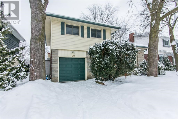 20 KELLY Drive, Kitchener