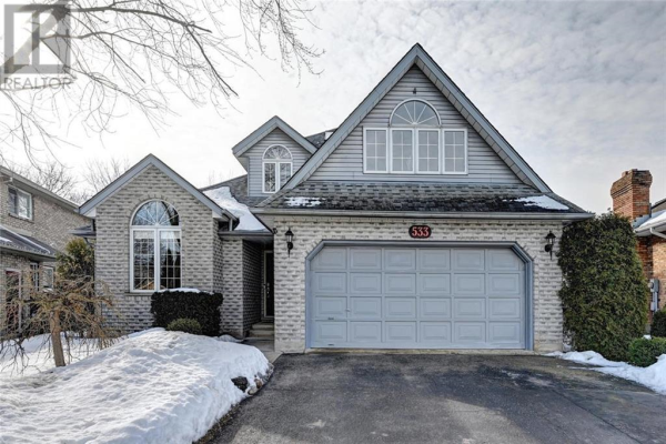 533 STANWOOD Crescent, Waterloo
