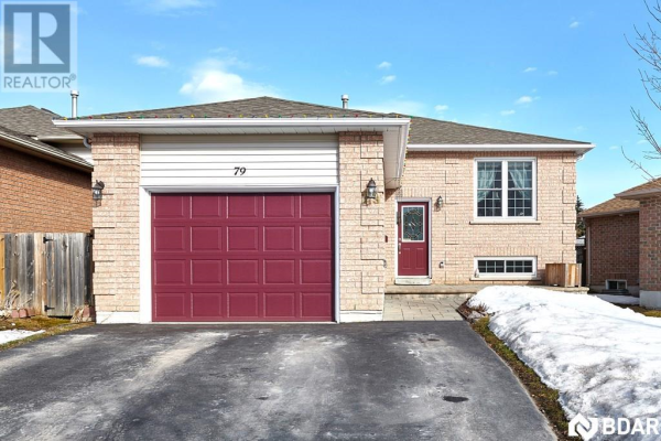 79 CHALMERS Drive, Barrie