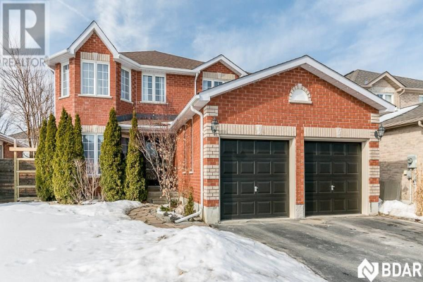 6 Gregory Court, Barrie