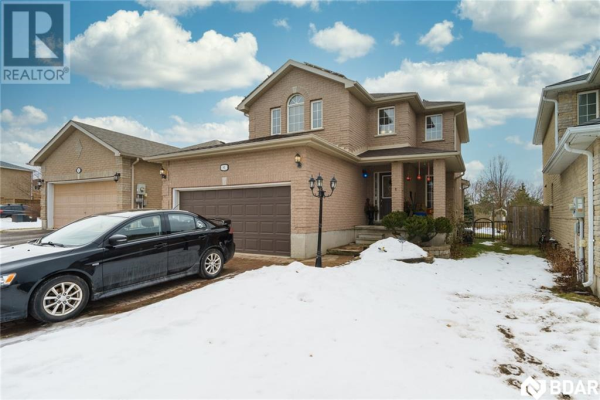 83 GORE Drive, Barrie