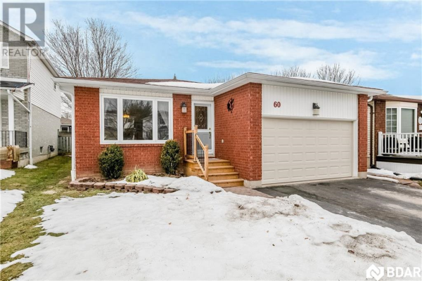 60 Moon Drive, Barrie