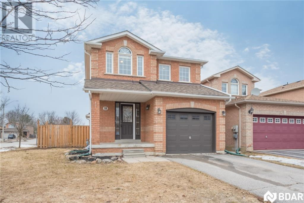 18 LISTER Drive, Barrie