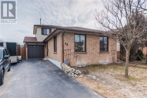 40 Erinbrook Drive, Kitchener