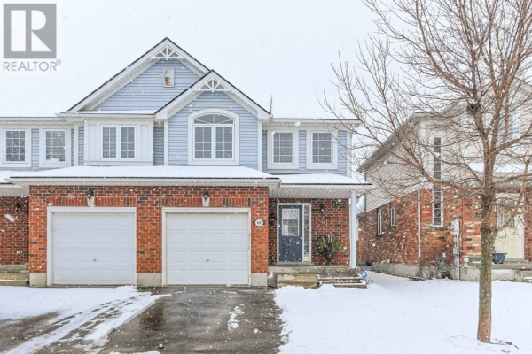 66 SWIFT Crescent, Guelph