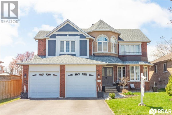 44 CLOUGHLEY Drive, Barrie