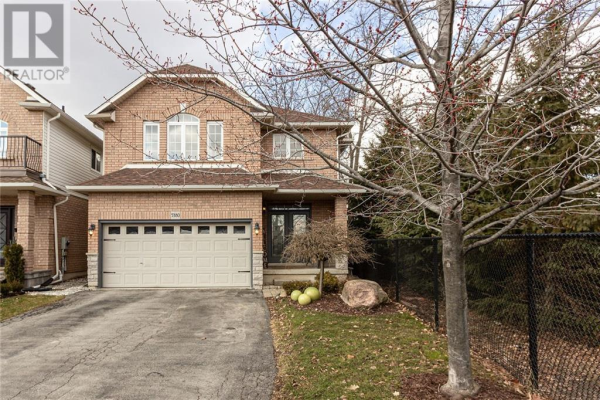 5380 HALDIMAND Crescent, Burlington