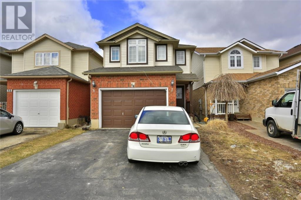 54 PINE MARTIN Crescent, Kitchener