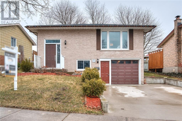 77 Littlefield Crescent, Kitchener