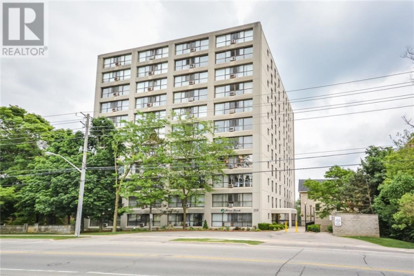 1101 -  358 WATERLOO Avenue, Guelph