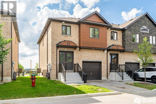 39 MADELAINE Drive Unit# 5, Barrie