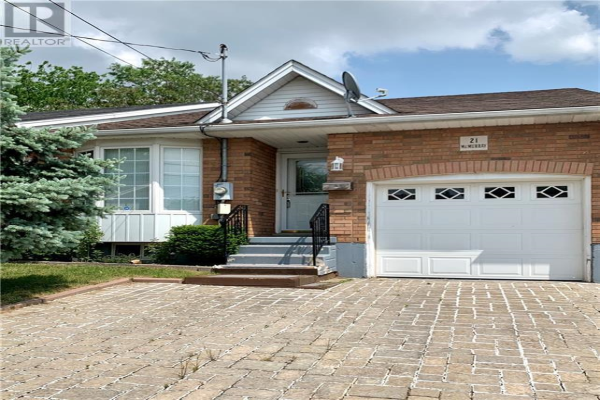 21 MCMURRAY Street, Brantford