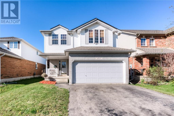 453 Brigantine Drive, Waterloo