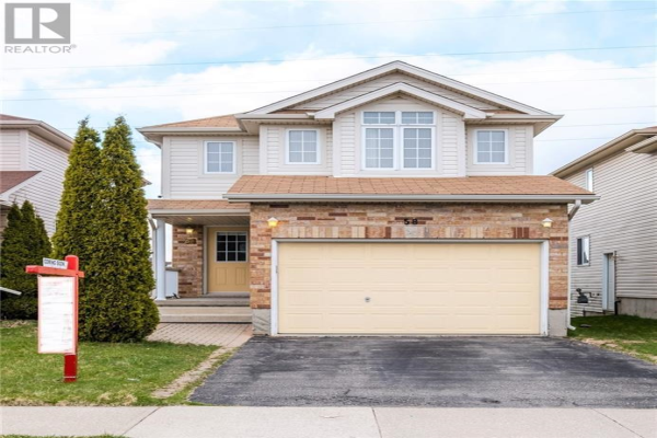 58 WINDING MEADOW Court, Kitchener