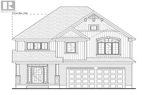 LOT 0009-3 -  27 Ian Ormston Drive, Kitchener