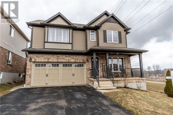 114 ISAIAH Drive, Kitchener