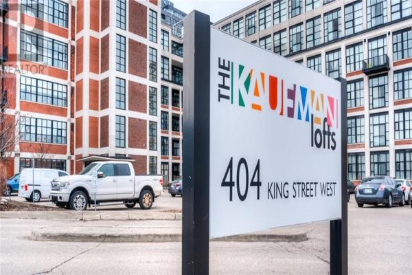 102 -  404 KING Street W, Kitchener