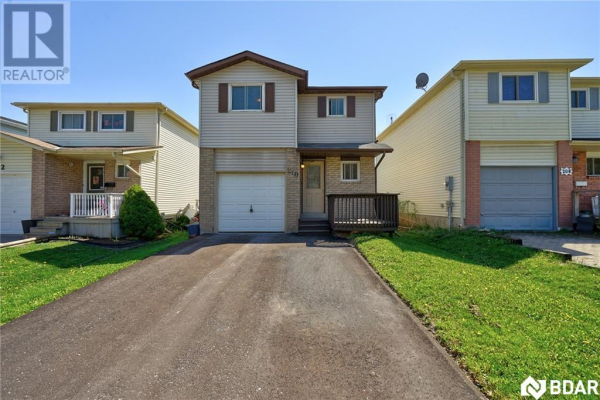 210 Hickling Trail, Barrie