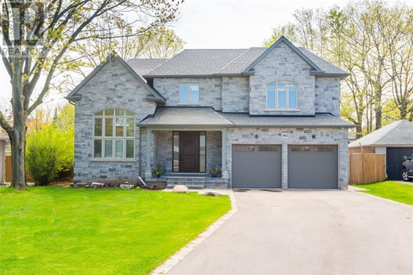 382 Wendall Place, Oakville