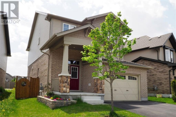81 Gravel Ridge Trail, Kitchener