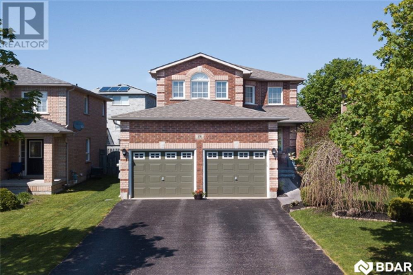 78 Gore Drive, Barrie