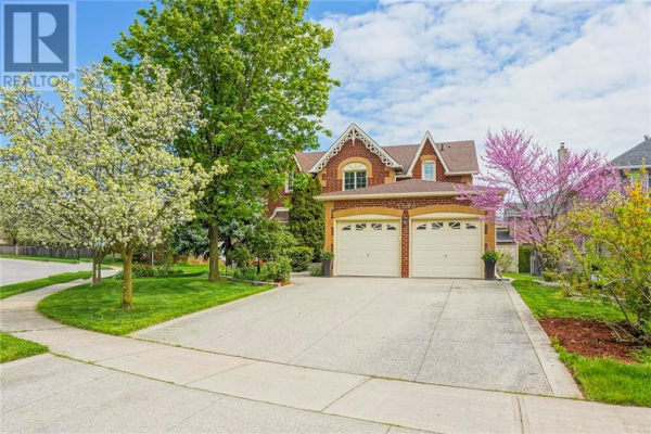 1109 FIELDSTONE Circle, Oakville