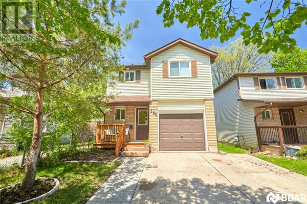 185 HICKLING Trail, Barrie