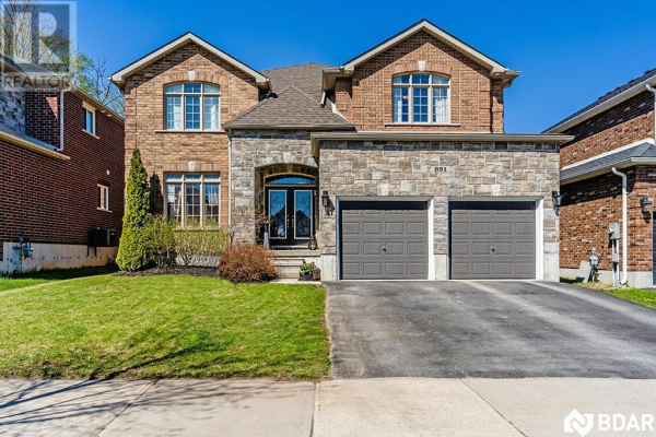 891 BOOTH Avenue, Innisfil