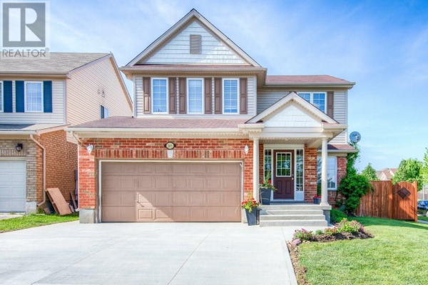 205 Sims Estate Drive, Kitchener