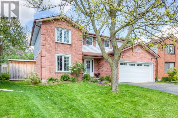 66 Maxwell Drive, Kitchener