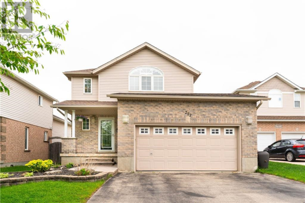 217 LAUREL SPRINGS Court, Kitchener