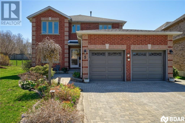 5 GABLES Way, Barrie